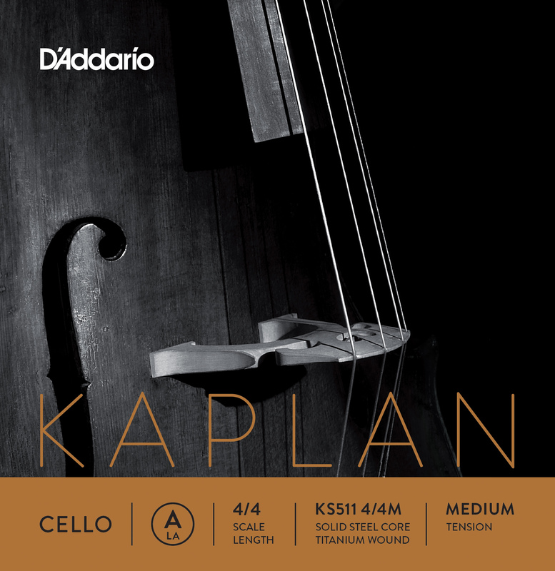 Image of Kaplan Cello String, A