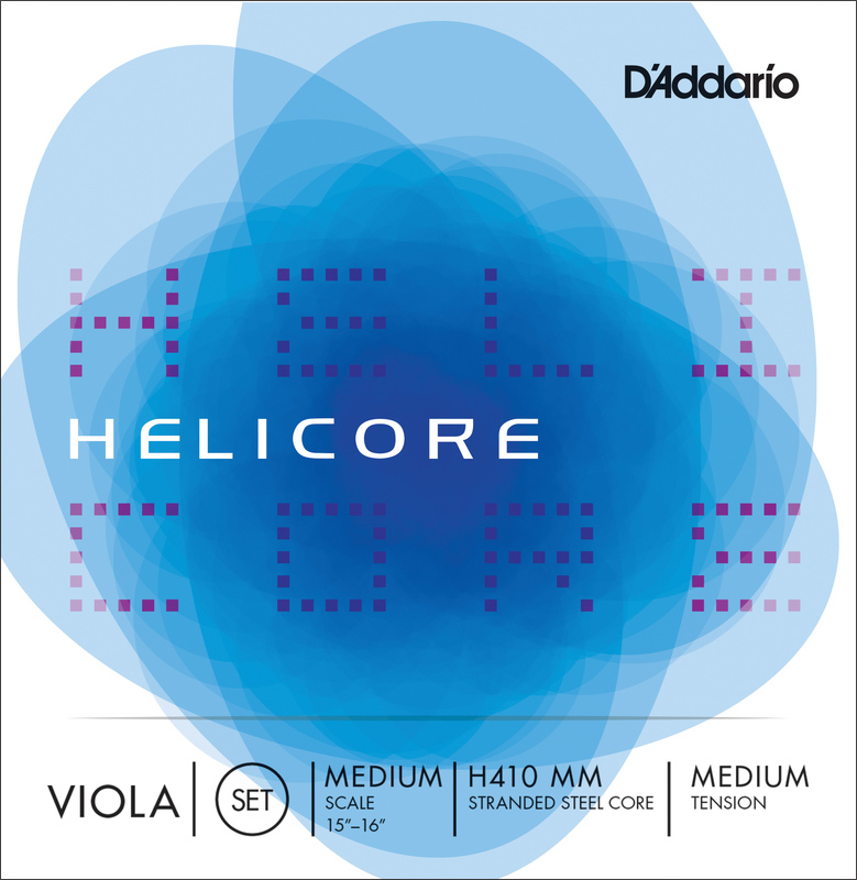 Image of Helicore Viola Strings. Set