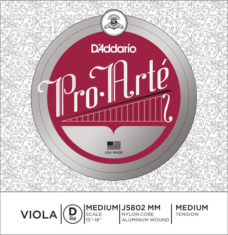Image of Pro Arte Viola String, D