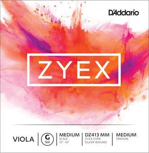 Zyex Viola String, G