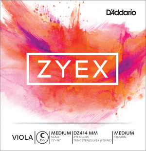 Zyex Viola String, C