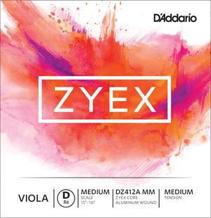Zyex Viola String, D