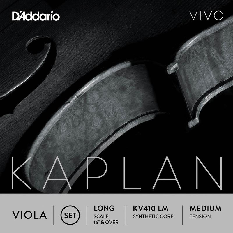 Image of Kaplan Vivo Viola Strings, SET