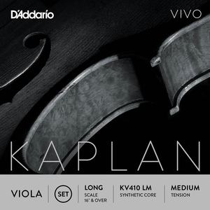 Kaplan Vivo Viola Strings, SET