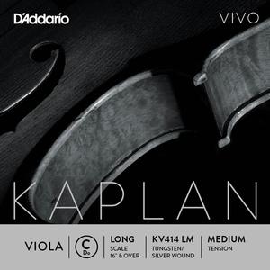 Kaplan Vivo Viola String, C