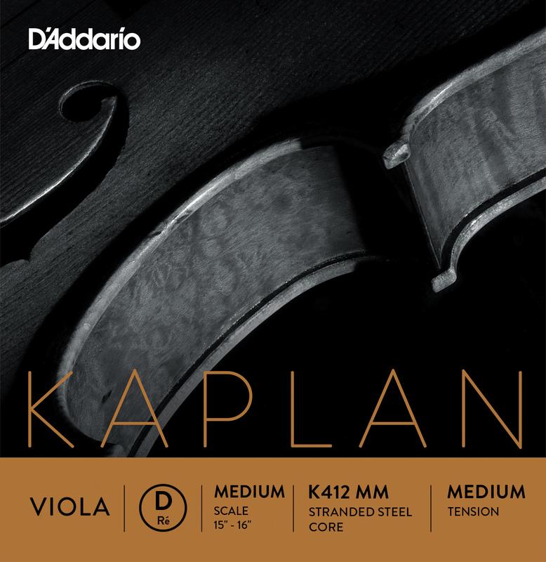 Image of Kaplan Forza Viola String, D
