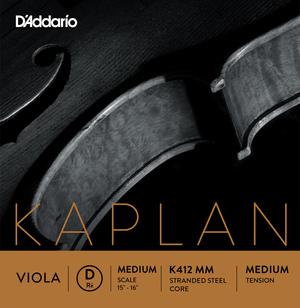 Kaplan Forza Viola String, D