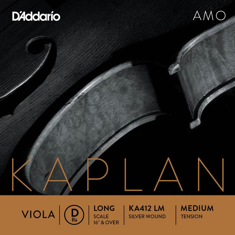 Image of Kaplan Amo Viola String, D