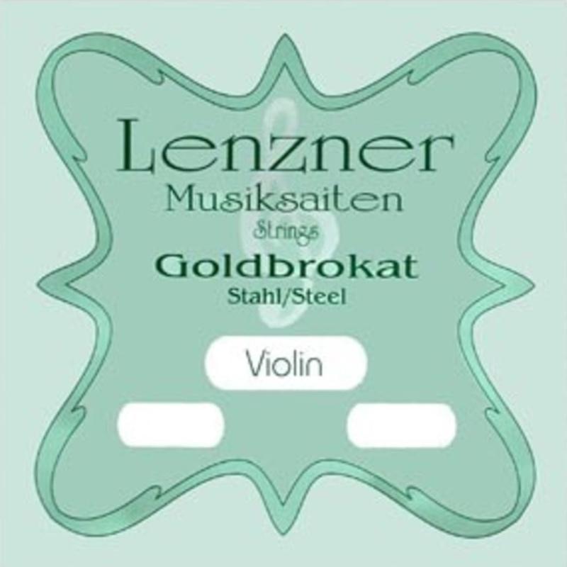 Image of Lenzner Goldbrokat Violin E