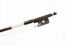 Brazilwood Viola Bow by Knoll, Germany