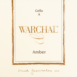 Warchal Amber Cello String, D