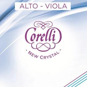 Corelli Crystal Viola String, C