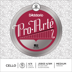 Pro Arté Cello String, G