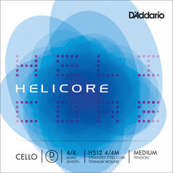 Helicore Cello String, D