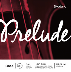 Prelude Double Bass Strings, Set