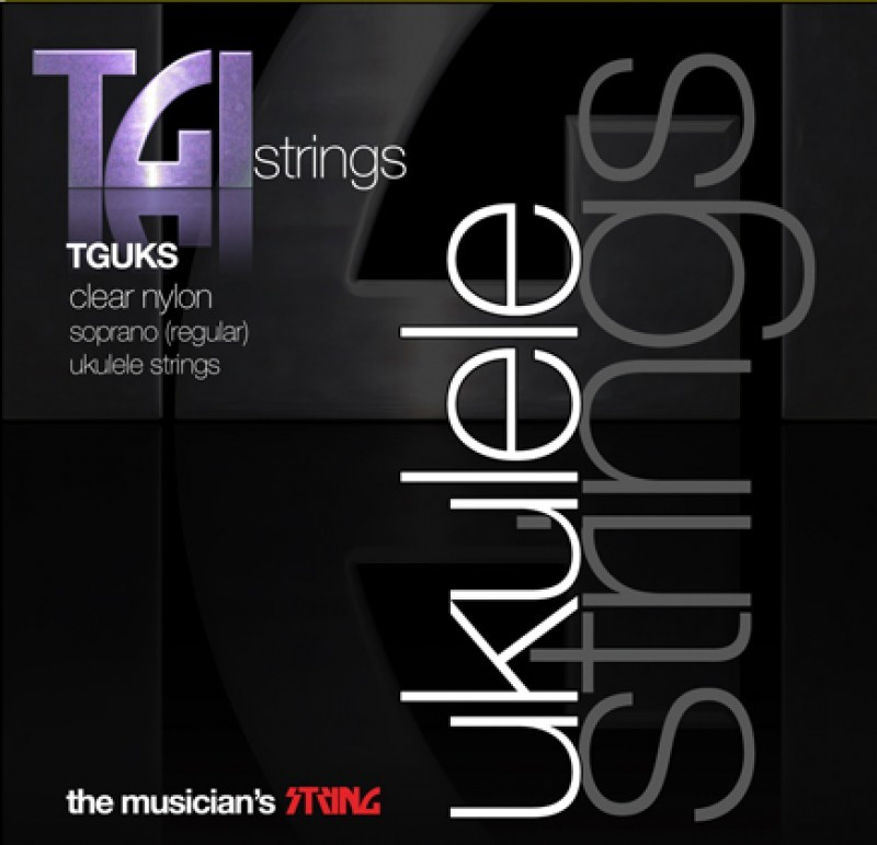 Image of Ukulele Strings by TGI