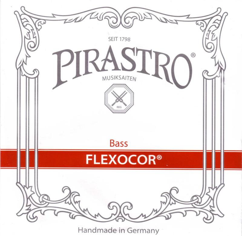 Image of Pirastro Flexocor Double Bass String, B3 Solo