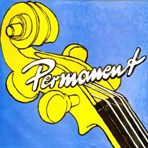 Pirastro Permanent Double Bass String, A1 Solo