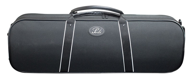 Image of Pedi 16100 Night Stripe Series Violin Case