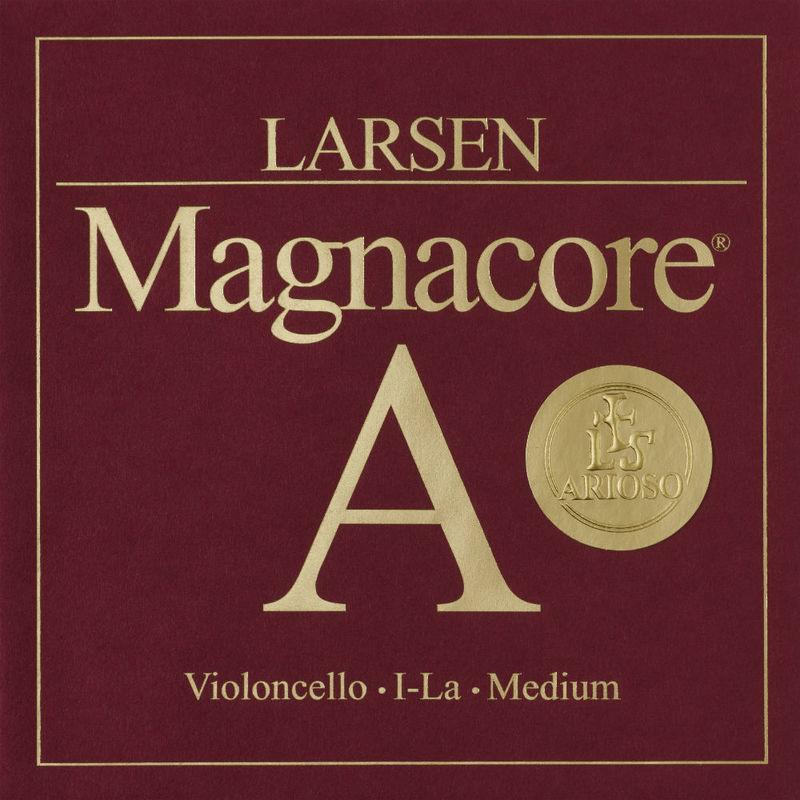 Image of Larsen Magnacore Arioso Cello String, A