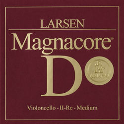 Larsen Magnacore Arioso Cello String, D