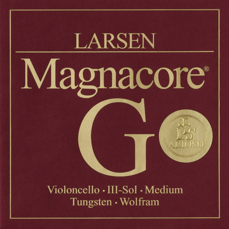 Image of Larsen Magnacore Arioso Cello String, G