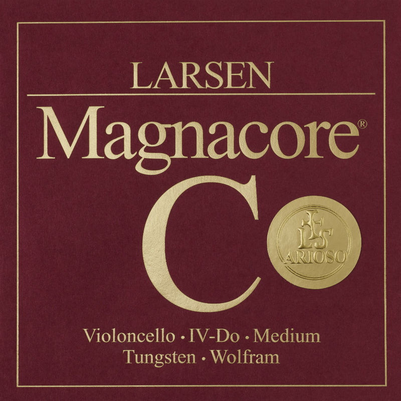 Image of Larsen Magnacore Arioso Cello String, C