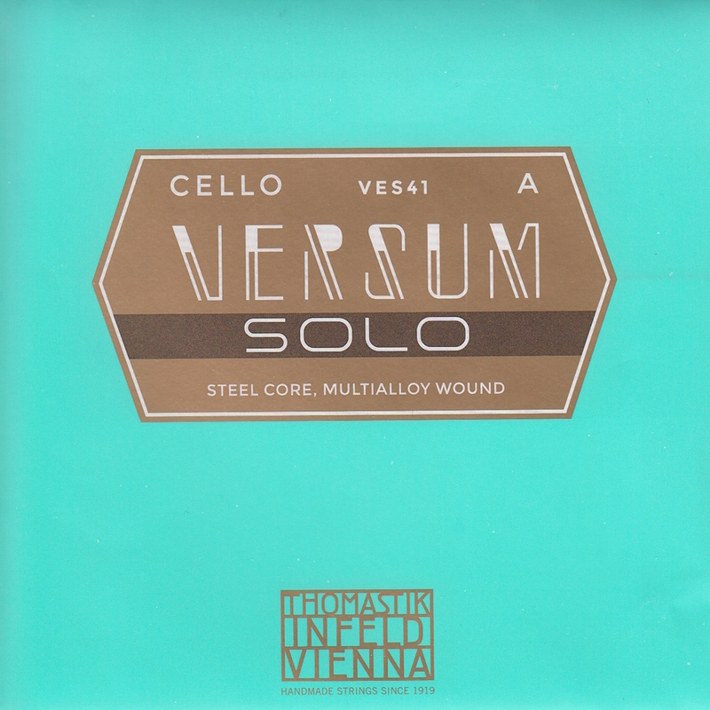 Image of Thomastik Versum Cello String, A Solo