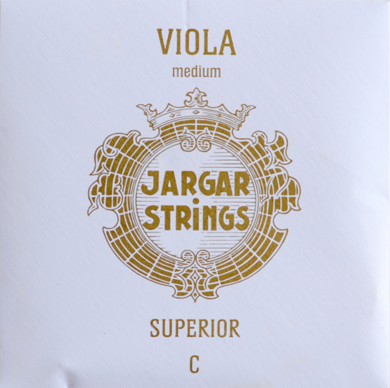 Image of Jargar Superior Viola String, C