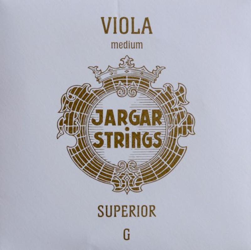 Image of Jargar Superior Viola String, G