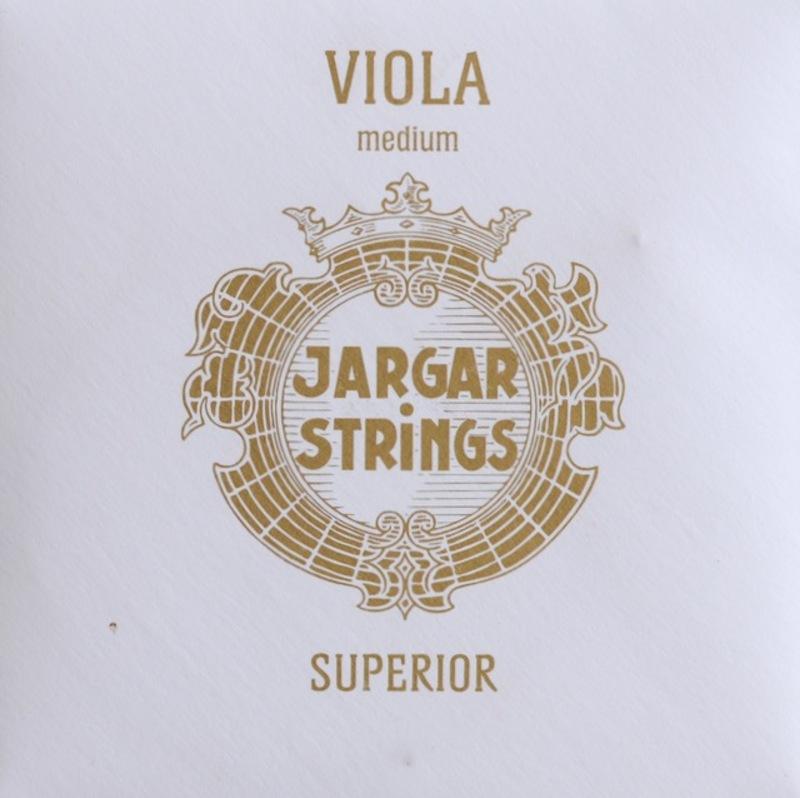 Image of Jargar Superior Viola String, D