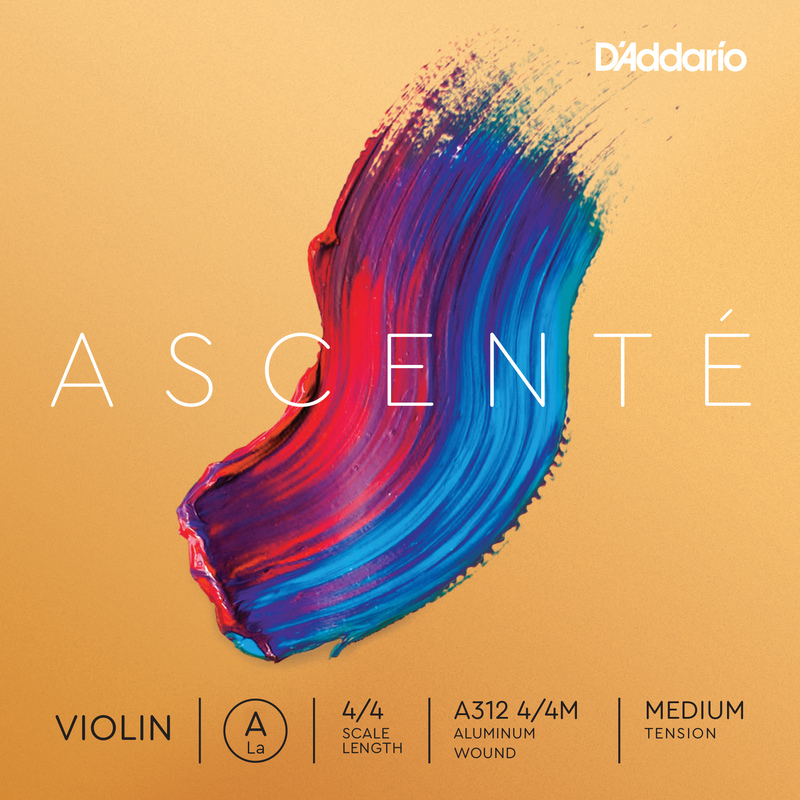 Image of D'Addario Ascenté Violin String, A