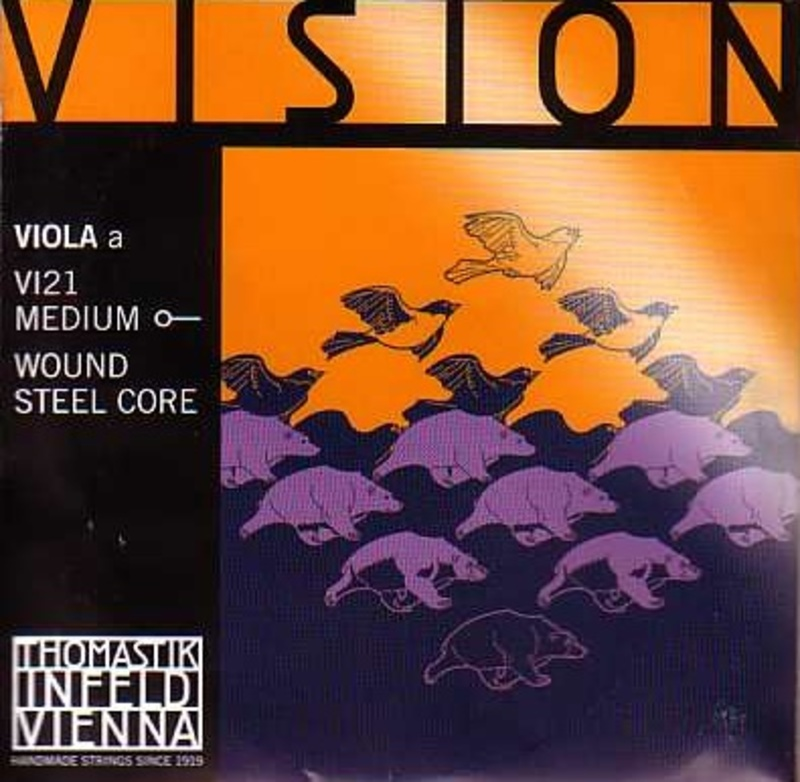 Image of Thomastik Vision Viola Strings, Set