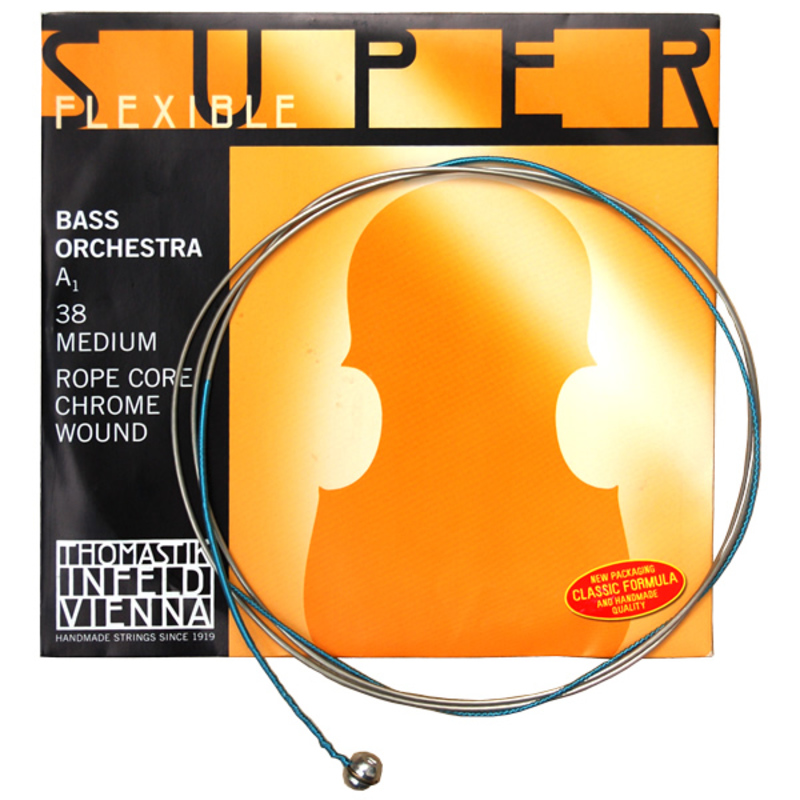 Image of Thomastik Superflexible Double Bass String, E String